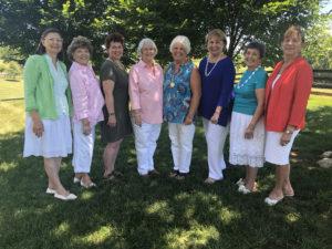 Ladies Board Officers